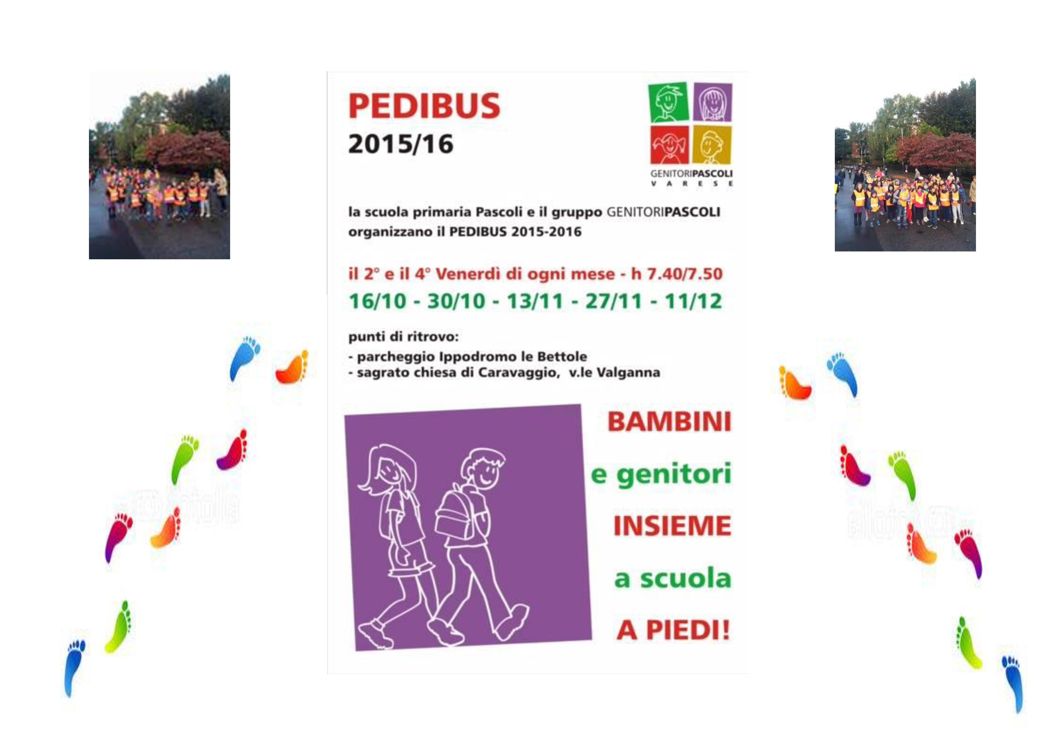 pedibus per sito scuola-page